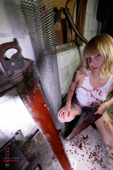 Sera And Her Saws